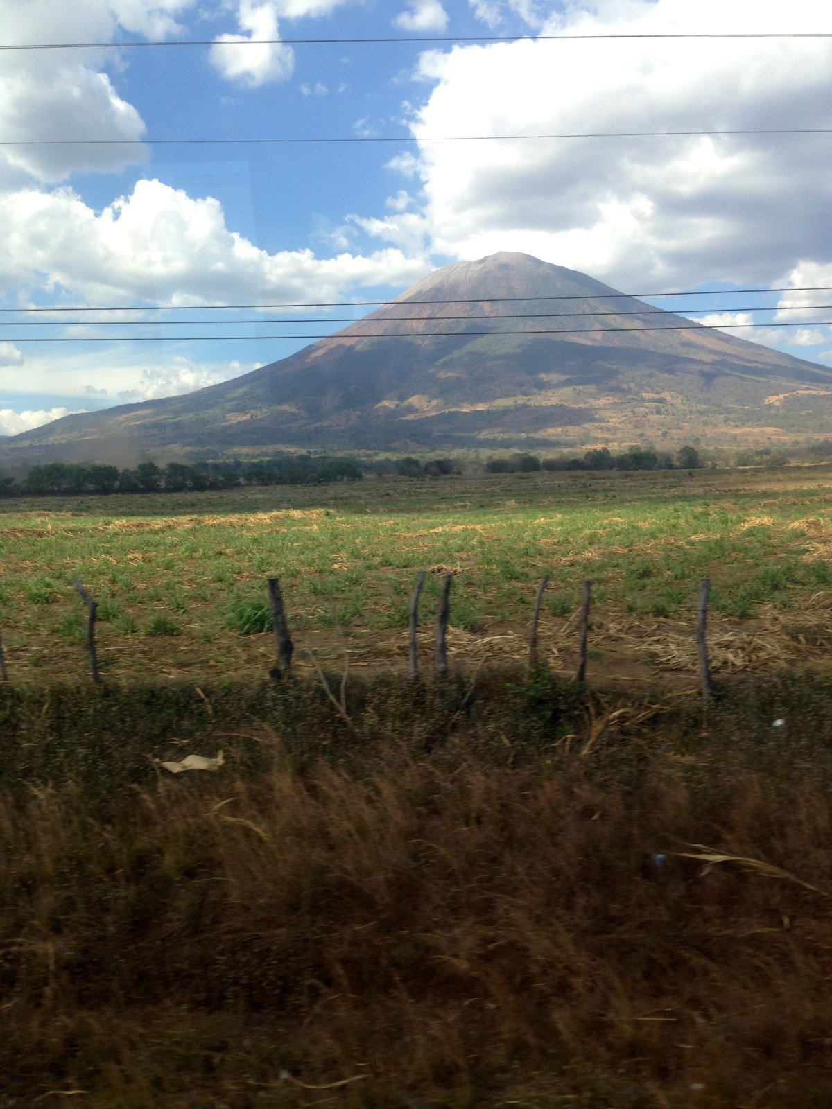 Volcano in El Salvador, Country #5