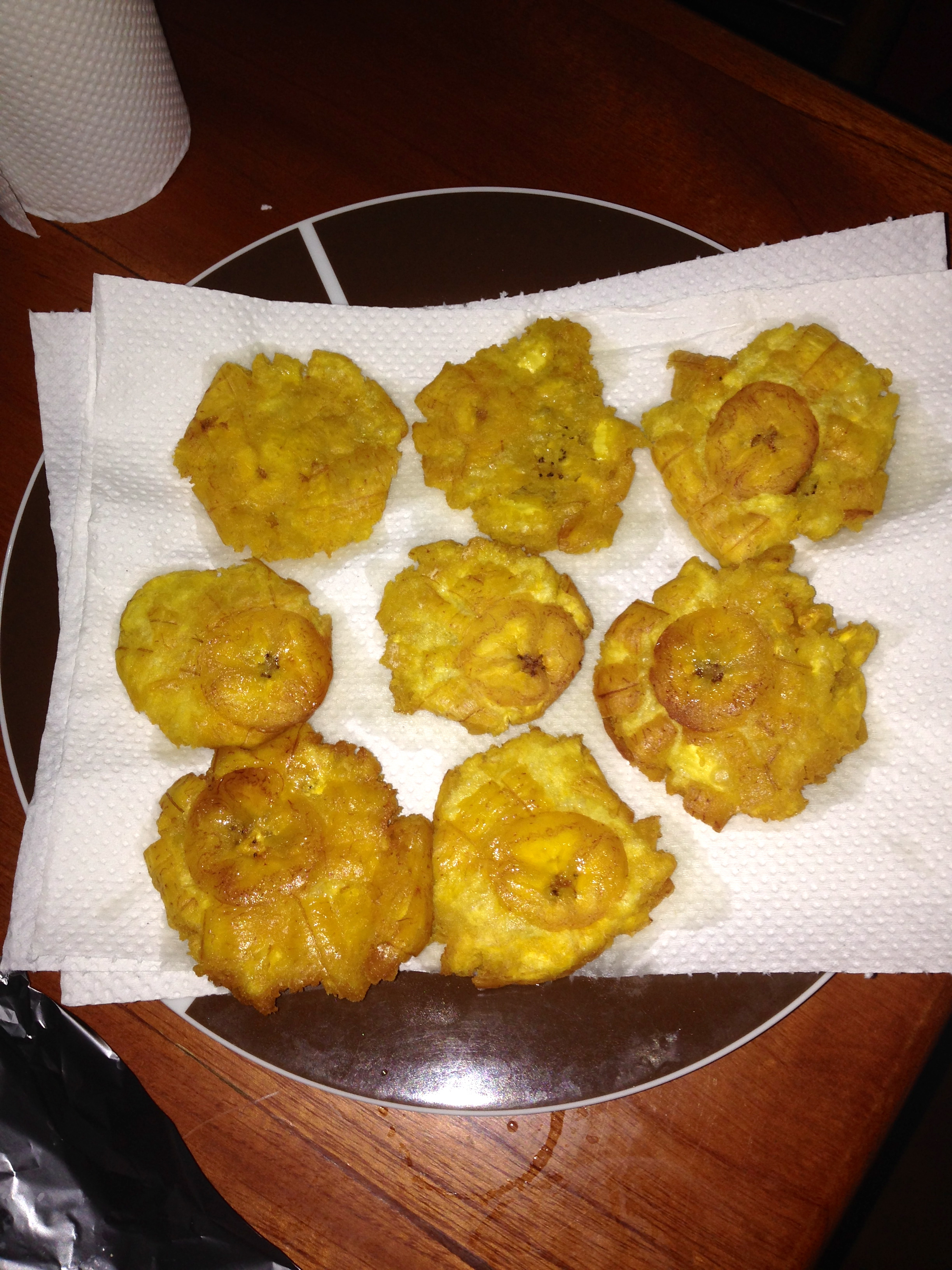 sweet and salty plantains