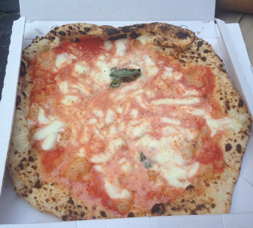 Pizza Party in Naples