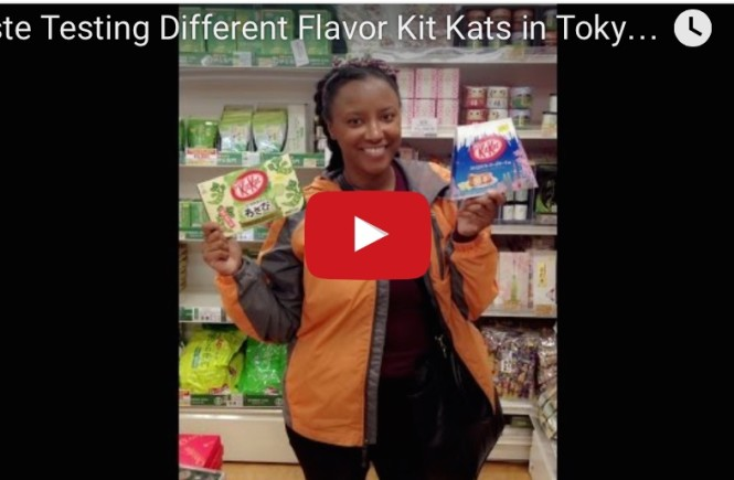 [VIDEO] Kit Kat Adventures in Tokyo
