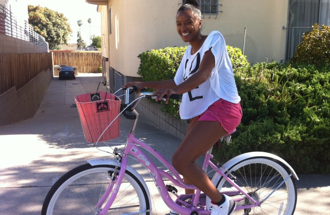 Bike Riding in Los Angeles